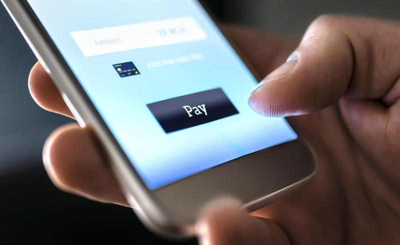 Prepaid cards secure for online payments