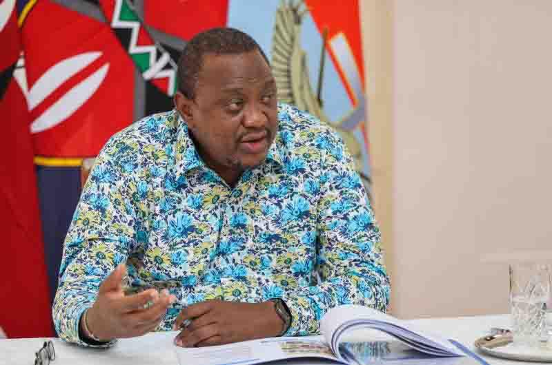 President Kenyatta mourns former Nyeri Town MP Gichohi Muriithi, retired general George Agoi