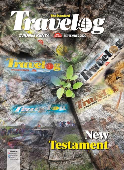 Travelog September Issue