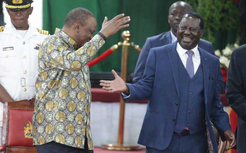 Purge: Uhuru and Raila tighten grip on committees in renewed BBI push