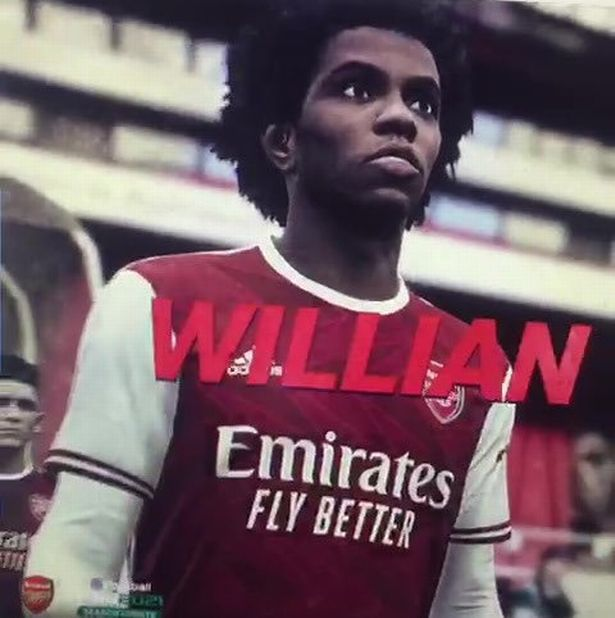 Arsenal most likely destination for Chelsea's Willian
