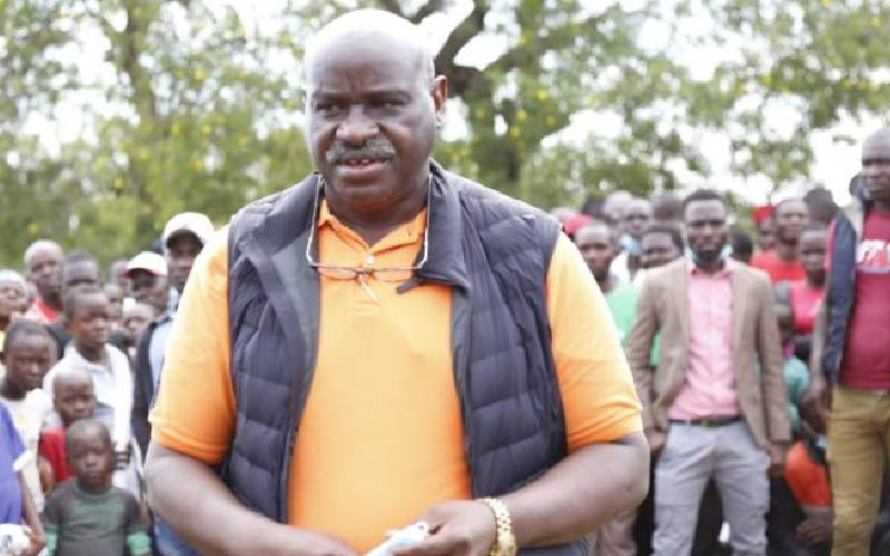 Race for Bondo parliamentary seat gathers steam ahead of elections