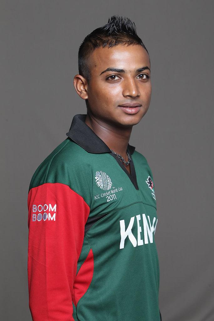 Rakep Patel's love affair with cricket