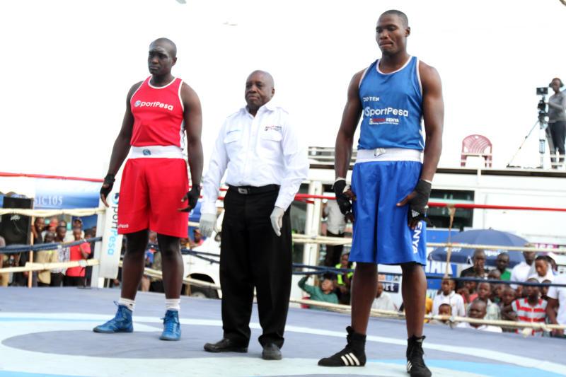 Ramogi falls short of making Olympic Games team