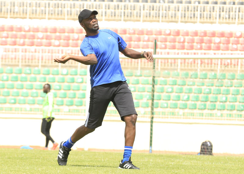 Rangers coach Pamzo insists helping Gor didn't affect the post men