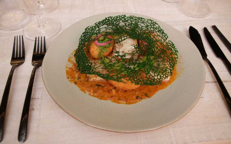 Recipe: Encocado de Pescado, fish with Coconut Sauce