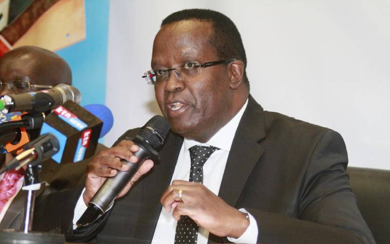 Red light at Kenya Power as MD exits