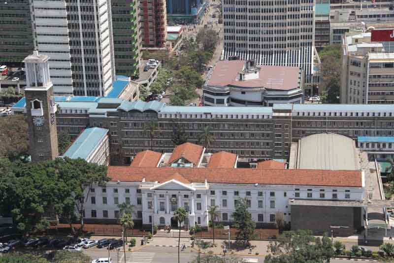 Relief for staff as City Hall, Cooperative Bank ink deal to end salary delays