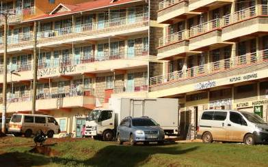 Rents drop on low occupancy levels