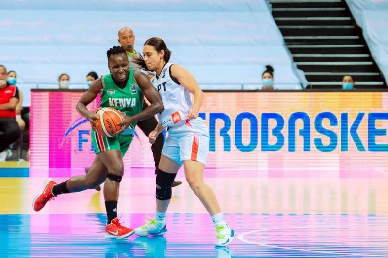 Resilient Kenya Lioness lose to defending champions Egypt