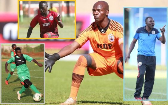 Restoring the glamour of playing for Kenya Defence Forces