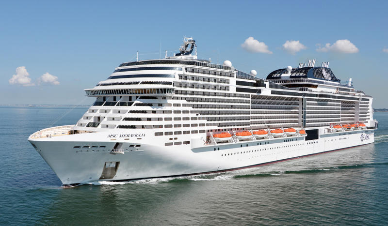 Return of cruise ships after Covid-19