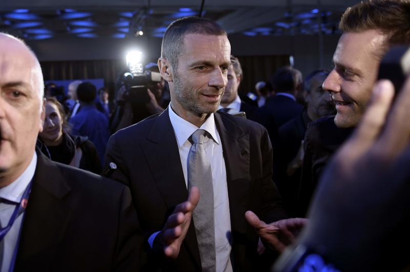 Football with fans will be back soon, says UEFA chief