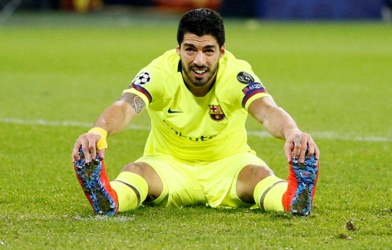 Luis Suarez Agrees Personal Terms Over Juventus Transfer As Barcelona Exit Looms The Standard Sports