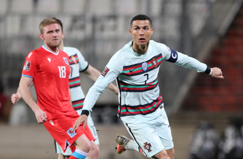 Ronaldo on target as Portugal overcome scare to beat Luxembourg
