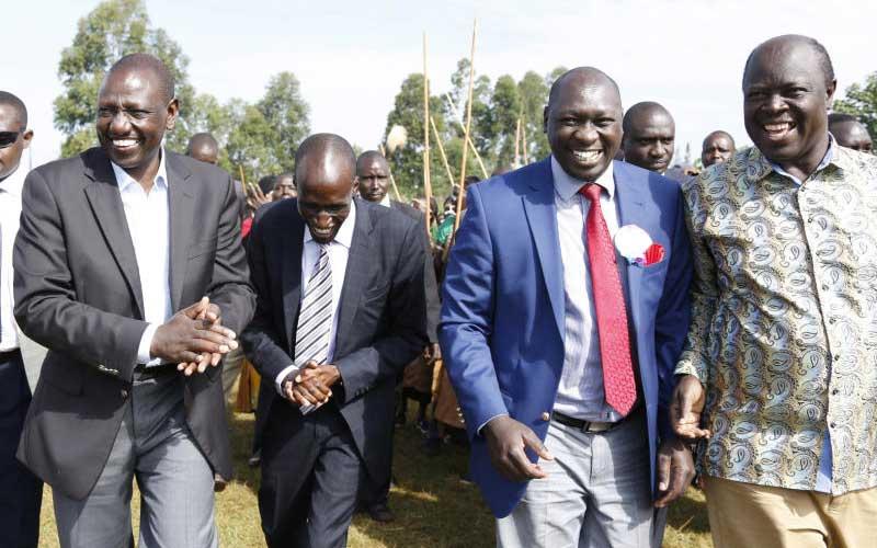 Ruto allies plot exit of Mbito, Kuttuny