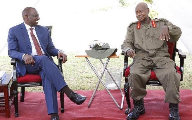 Ruto questions cancelled Uganda trip, says he had gone to see a friend