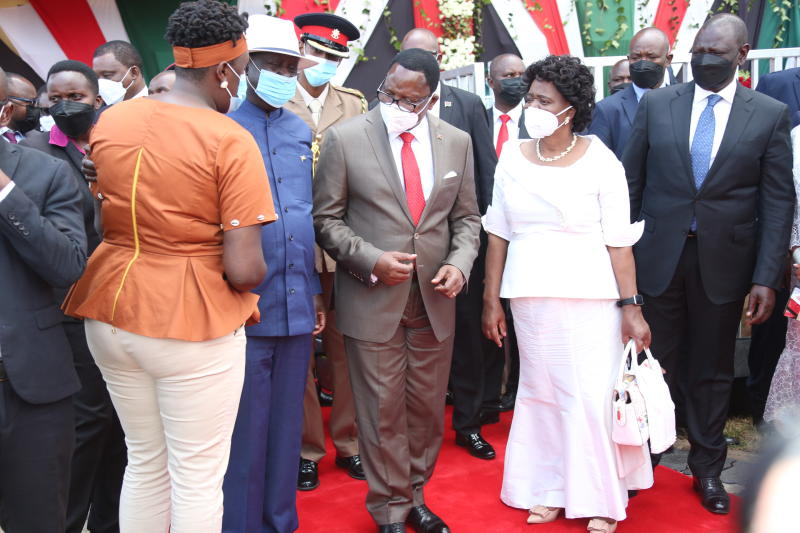 Ruto, Raila use Mashujaa Day fete to reach out to voters