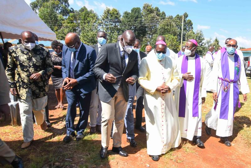 Ruto set to unveil four candidates for elections