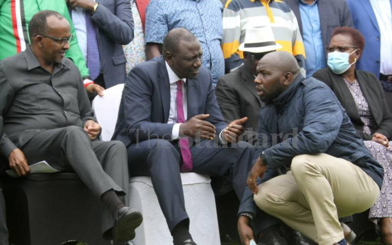Ruto to hold Hustler Nation parliamentary group meeting