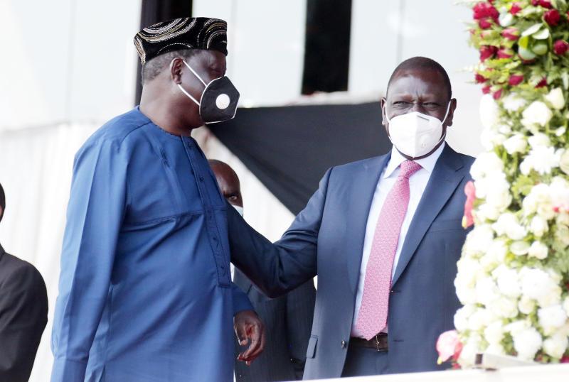 Ruto to Raila: Apologise to Kenyans for derailing development agenda