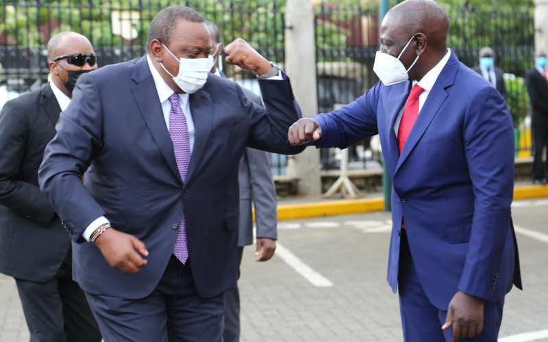 Ruto: Tweets that tell the story of a fall out