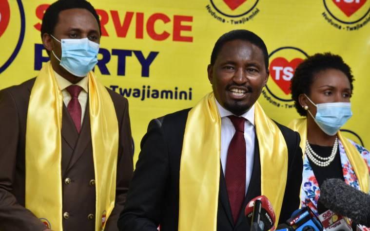 Ruto's Mt Kenya ally dumps Jubilee