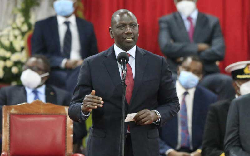 Ruto's name missing from BBI signature drive launch