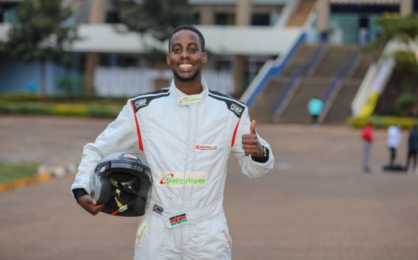 Safari Rally: Wahome to transition from British Formula 3 to rallying
