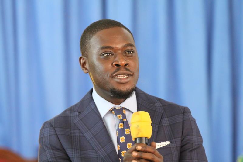 Sakaja says assemblies, Parliament an appendage of Executive