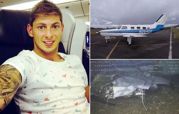 Sala family sue Cardiff City FC and crashed plane owners over death