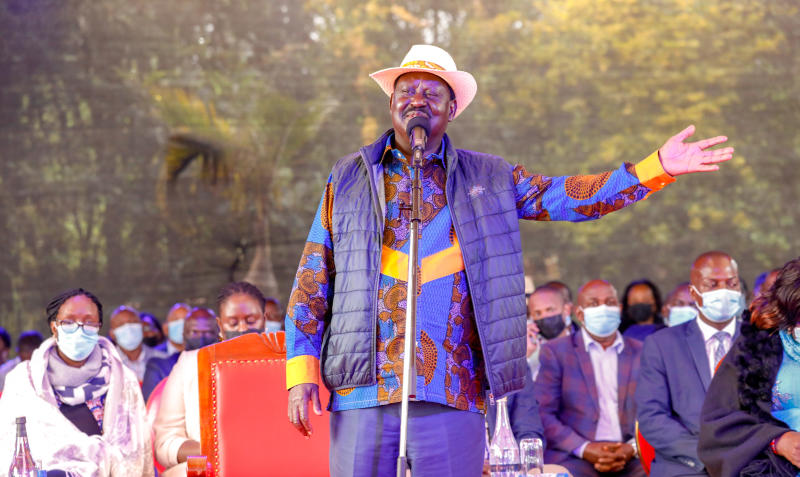 Scramble begins as Mount Kenya vote up for grabs in State House race