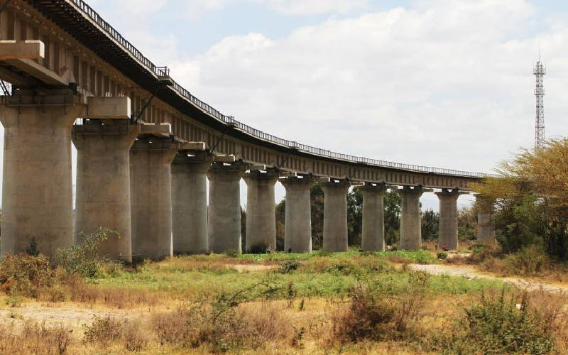 SGR gets lion's share of Budget allocation