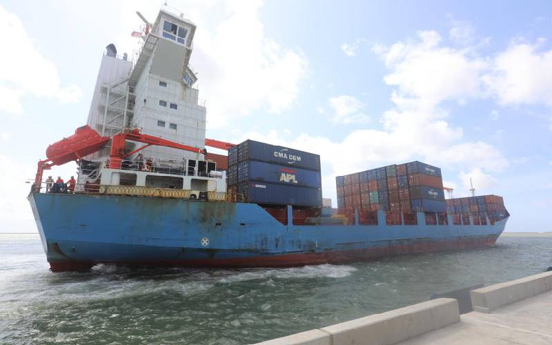 Shipper's plan to ease port congestion