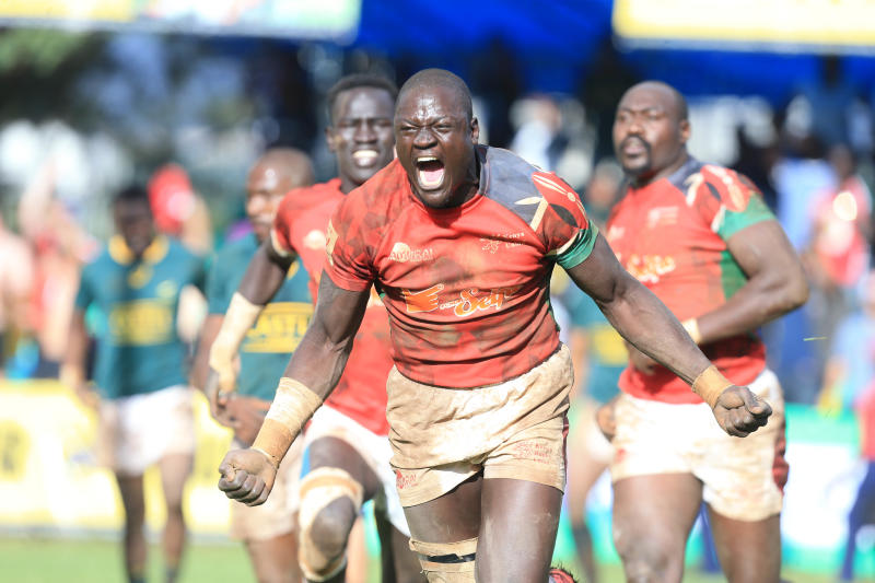 Shujaa to play in October in condensed 2021 World 7s Series