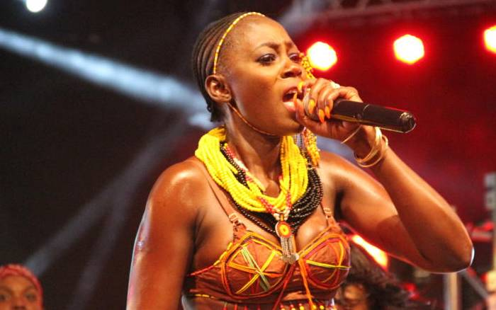 Singer Akothee now joins coronavirus control team