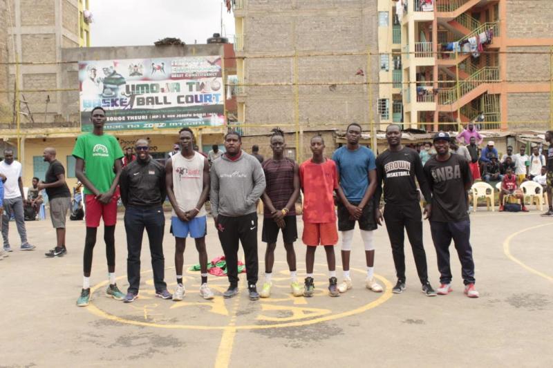 Six Kenyans earn USA college basketball scholarships
