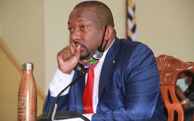 Sonko downplays Badi order on land