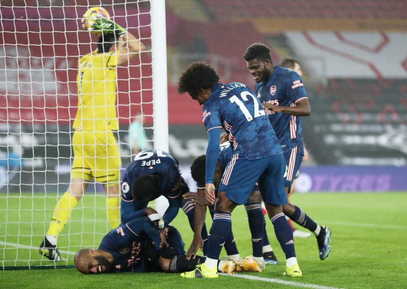 Southampton 1-3 Arsenal: Gunners' comeback stretches unbeaten run