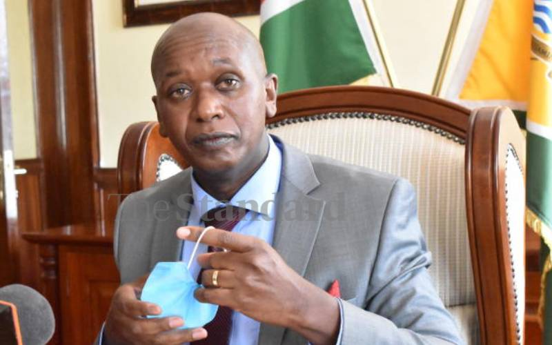 Speaker declines Sh35m house 'gift' from MCAs