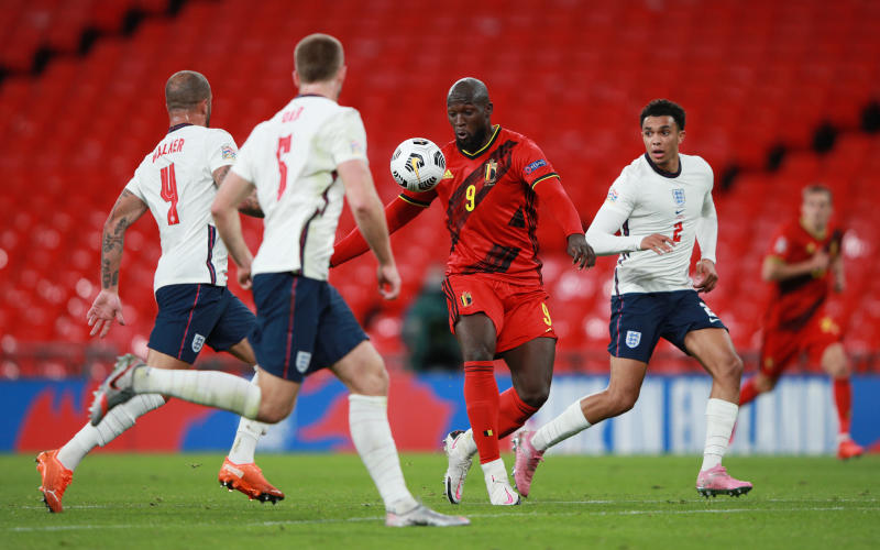 Star defender injured ahead of England's Nations League clash