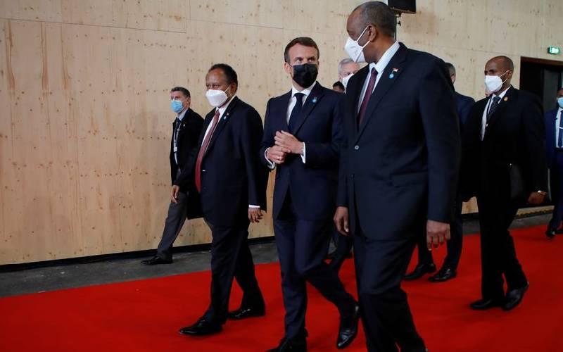Sudan seeks Sh5tr in external debt relief at Paris meet