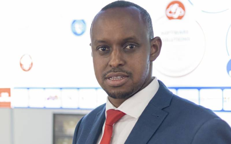 Techie who founded start-up with Sh3,000