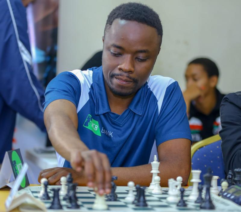 Technology to rescue Kenyan chess as sports remain suspended