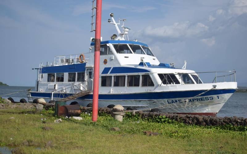 The life-saving ferries of Mbita