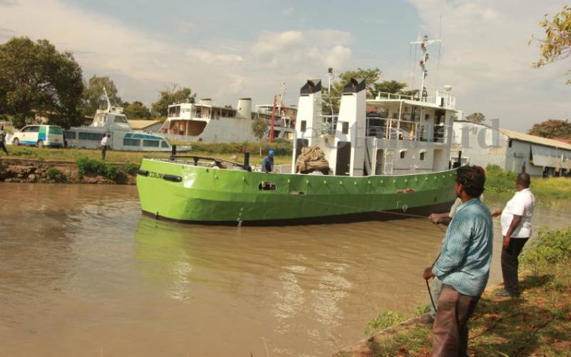 The oil boom breathing new life into Kisumu Port