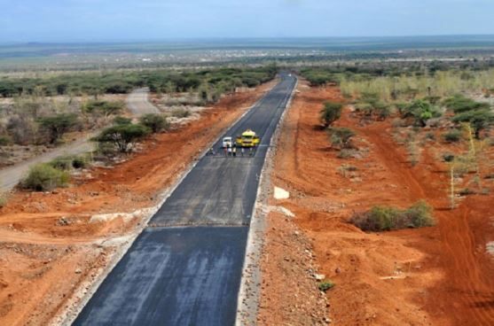 'The road that made us Kenyans'