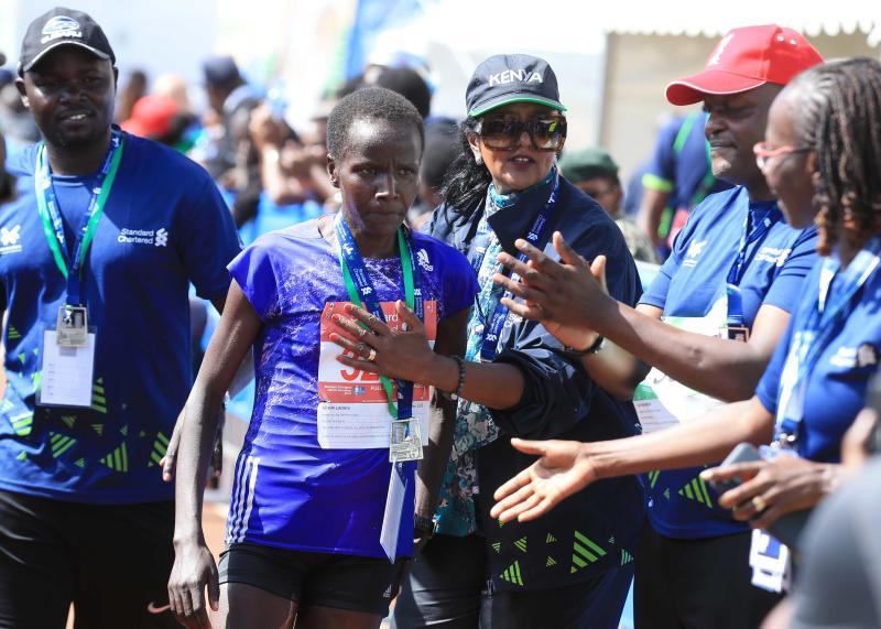 The Stanchart Marathon is back