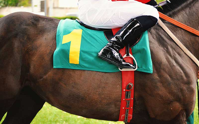 The story behind Kenya's history of Horse racing
