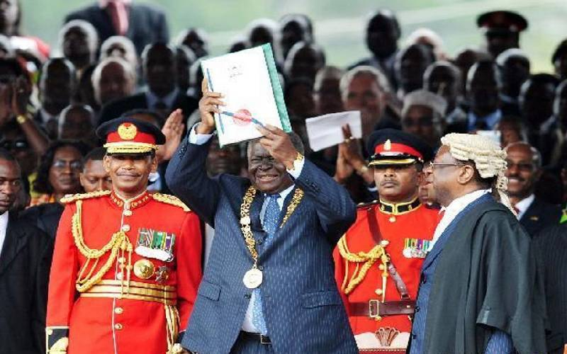 2010 Constitution has messed up governance